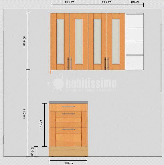 Instalar muebles cocina barcelona barcelona habitissimo for Como instalar una cocina integral pdf