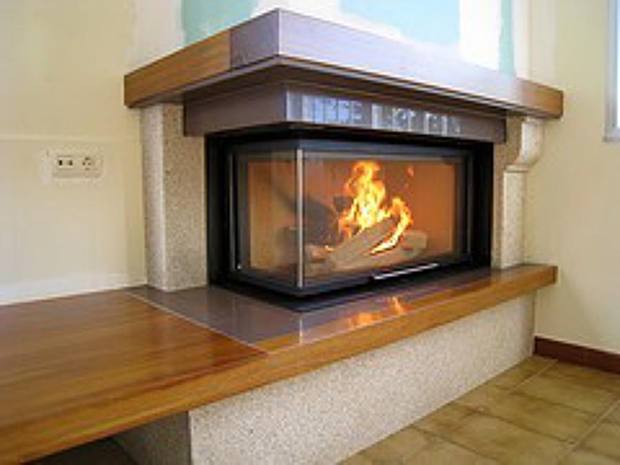 Suministrar e instalar chimenea casete terrassa for Instalar chimenea cassette