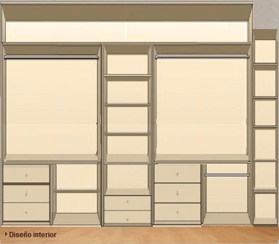 Hacer un armario de m stoles madrid habitissimo - Construir un armario ...