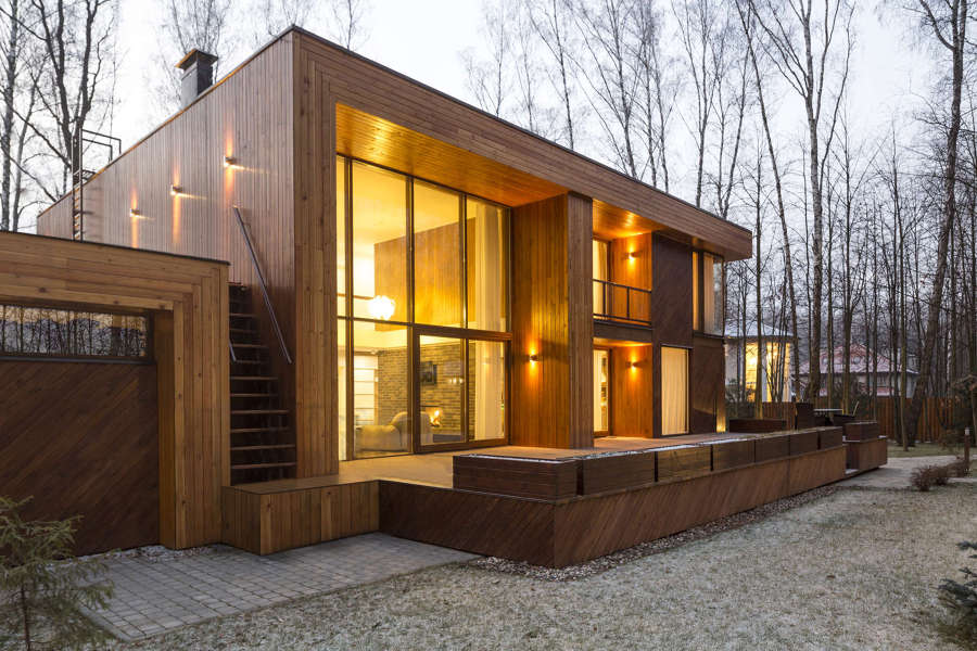 Construir casa prefabricada madera pontevedra - Casas prefabricadas en pontevedra ...