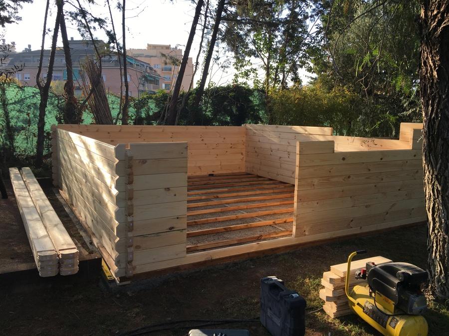 Casas prefabricadas madera cuanto vale una casa prefabricada - Como hacer una casa prefabricada ...