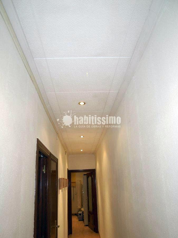 Poner techos de pladur en piso barcelona barcelona - Poner techo de pladur ...