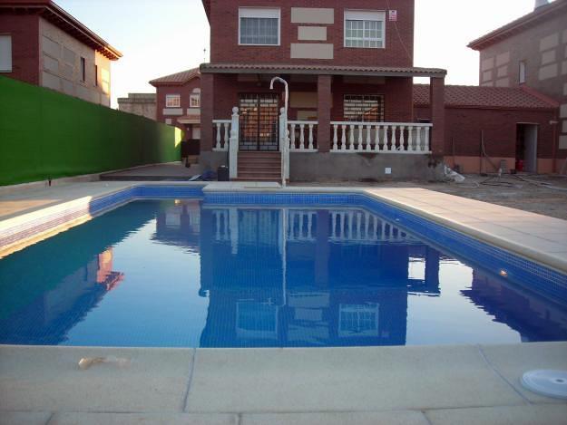 Construir piscinas de obra de 6 m x 3 m azuqueca de for Presupuesto piscina obra