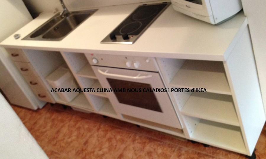 Medir transportar y montar muebles cocina y ba o de ikea - Montar cocina ikea ...