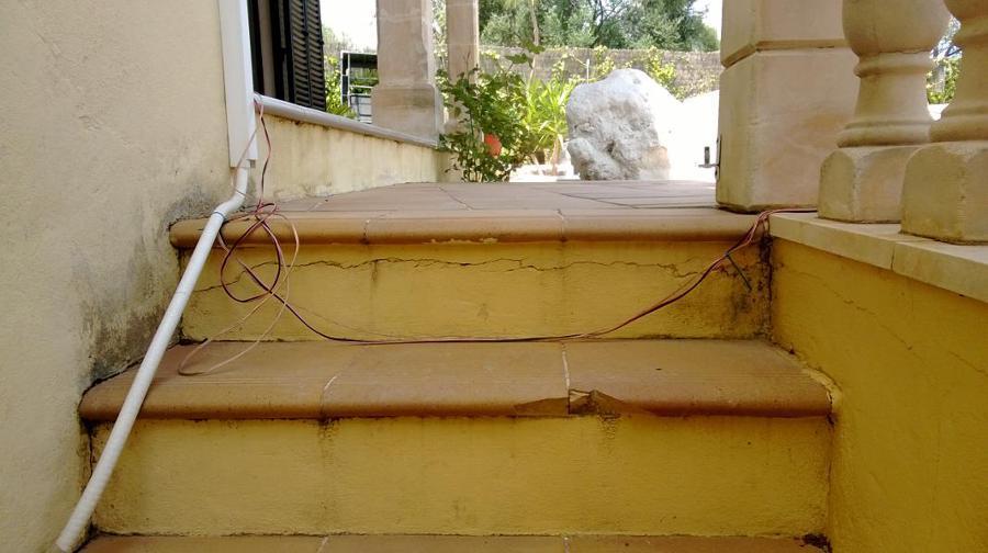 Pintar fachada casa unifamiliar capdepera illes balears - Presupuesto pintar casa ...