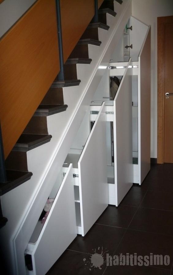 Mueble bajo escalera alovera guadalajara habitissimo - Huecos de escalera ...