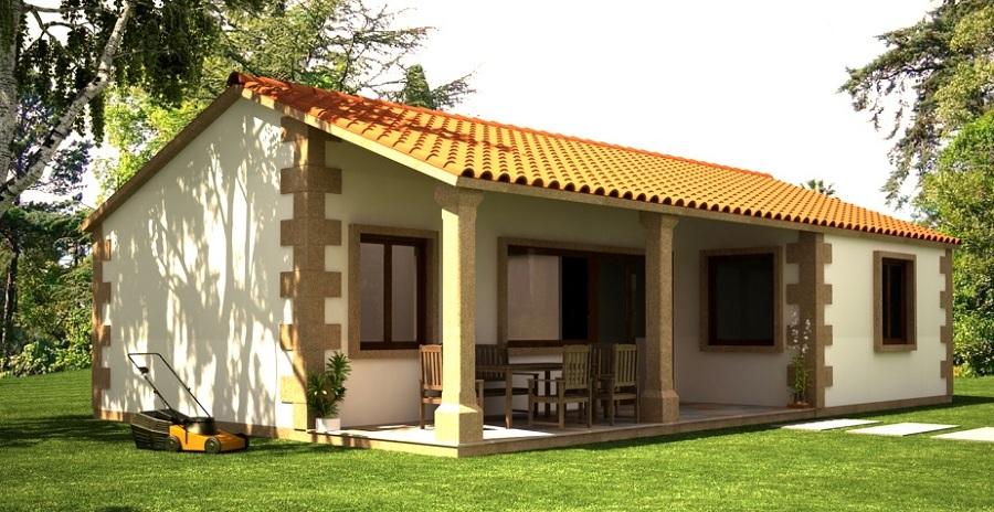 Construir casa ribeira a coru a habitissimo - Casas prefabricadas a coruna ...