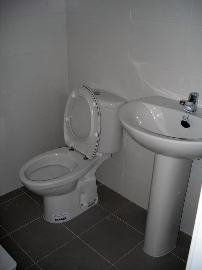 Ideas Reforma Baño Pequeno:Reforma completa de baño pequeño – Zaragoza (Zaragoza)