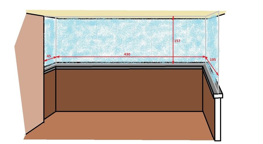 Cerrar balc n con cristal tarragona tarragona - Cerrar balcon ...