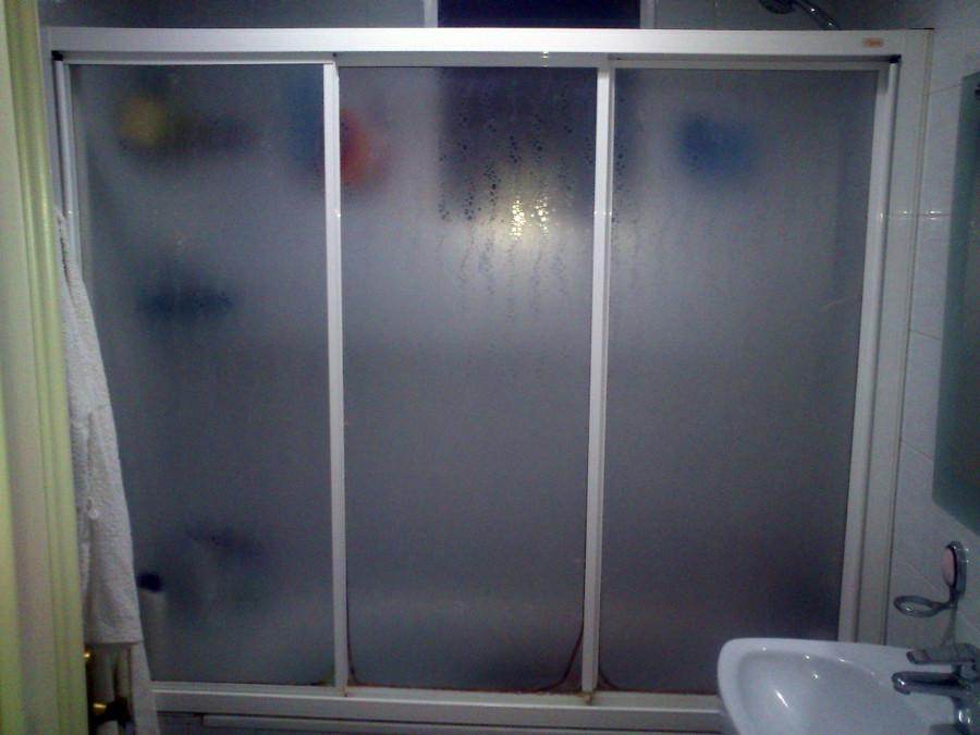 Sustituir ba era por pie de ducha y mampara de aluminio - Precio mampara banera ...