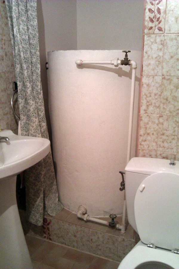 Instalar ducha lumbrales salamanca habitissimo for Instalar ducha