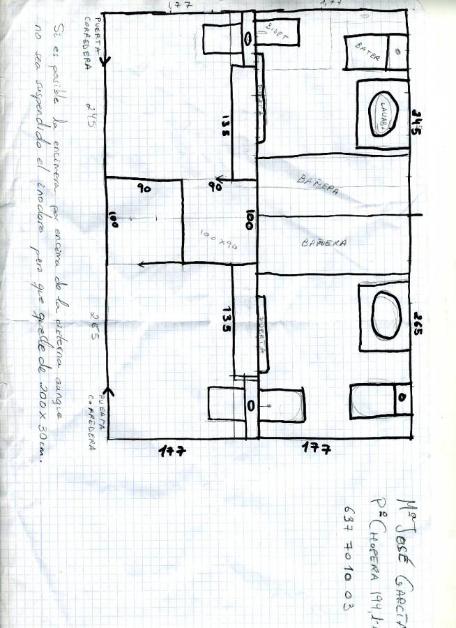 Reformar 2 ba os de 4 5 m2 y de cocina de 12 m2 - Precio reforma bano 4 m2 ...