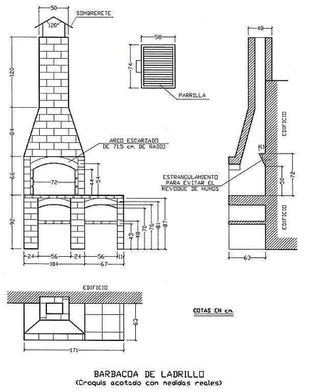 Construir una barbacoa casas de juan nu ez albacete - Construir una barbacoa ...