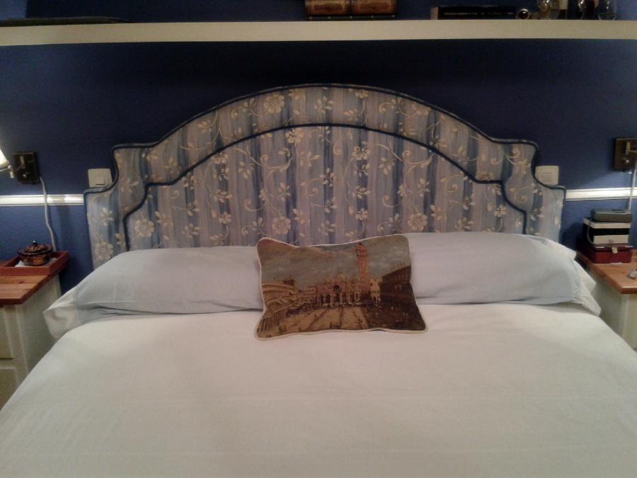 Como forrar un cabecero de cama america 39 s best lifechangers - Tapizar un cabecero ...