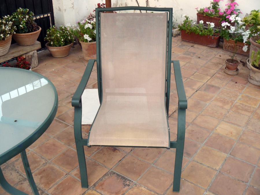 Tapizar sillas terraza benestar illes balears habitissimo - Precio tapizar sillas ...