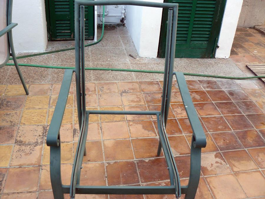 Tapizar sillas terraza benestar illes balears - Presupuesto tapizar sillas ...