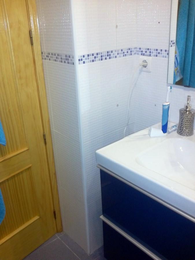 Reforma Baño Granada: de bañera por plato de ducha – Gabia la Chica (Granada)