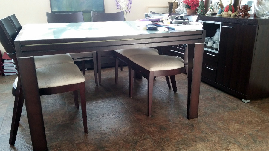 Pintar muebles en blanco envejecido o color topo madrid - Muebles blanco envejecido ...