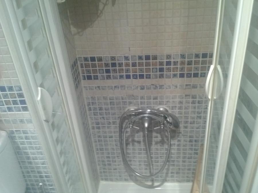 Reforma Baño Quitar Bide:Hacer pequeña reforma de baño e instalar plato de ducha – Móstoles
