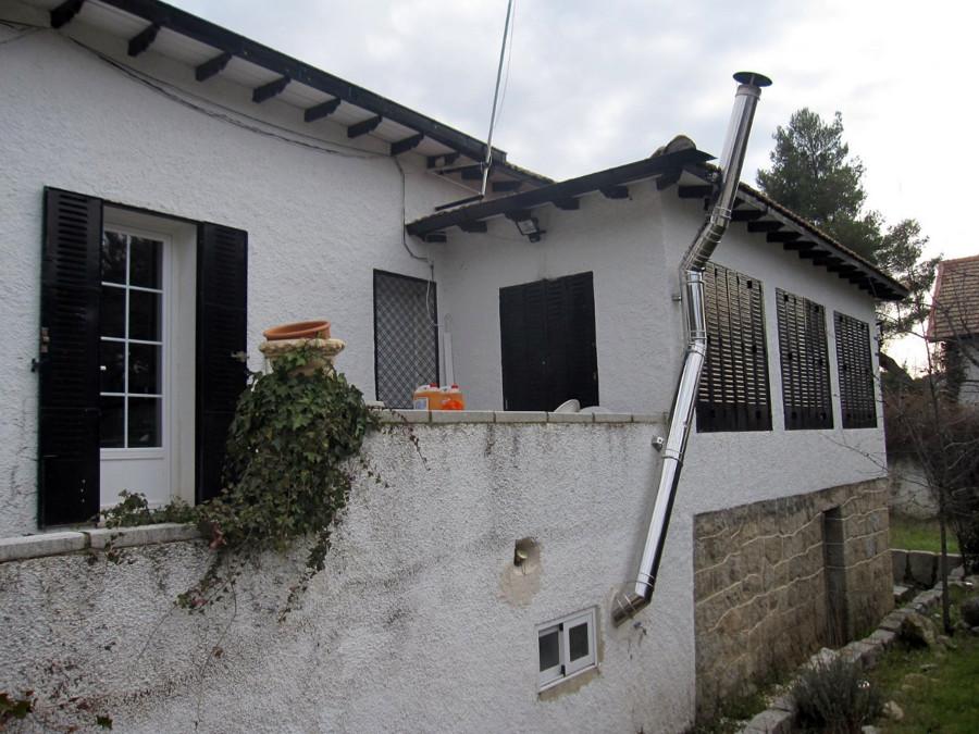 Cambiar tejado en casa unifamiliar en los molinos madrid for Cambiar tejado casa antigua