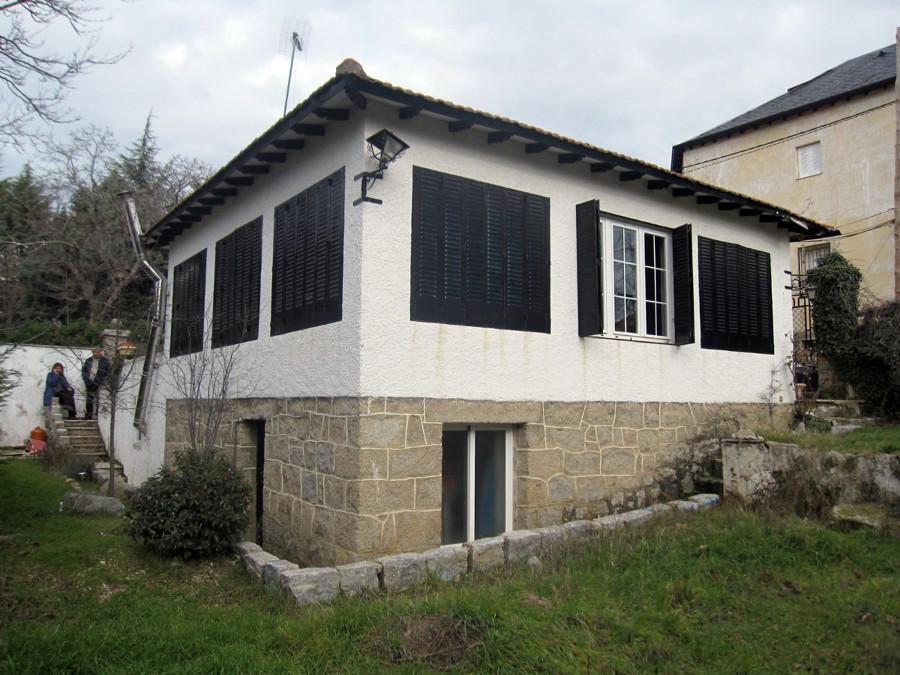 Cambiar tejado en casa unifamiliar en los molinos madrid - Cambiar tejado casa antigua ...