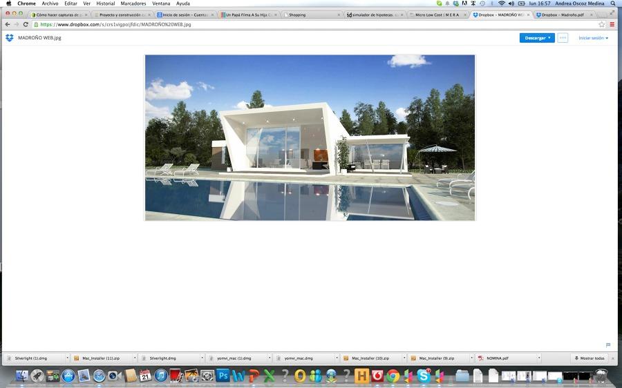 Proyecto y construcci n casa en parcela de 800 metros for Diseno de casa de 180 metros cuadrados
