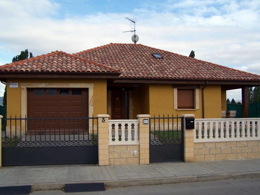 Casas prefabricadas madera casas prefabricadas pintadas for Frentes de casas pintadas