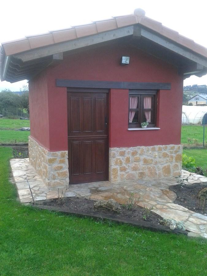 Construccion casa de aperos villaviciosa asturias - Presupuestos construccion casa ...