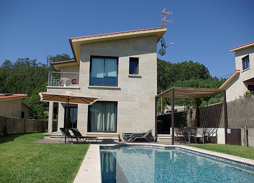 Hacer una casa en galicia caldas de reis pontevedra - Casas en galicia ...