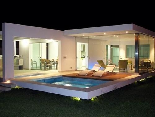 Proyecto y construcci n de casa la guardia ja n for Proyectos de casas modernas