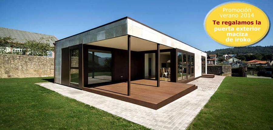 Casa prefabricadas peralada girona habitissimo - Casa modulares prefabricadas ...
