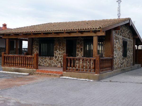 Casa tipo asturiana mejorada del campo madrid - Precio casas prefabricadas de hormigon ...