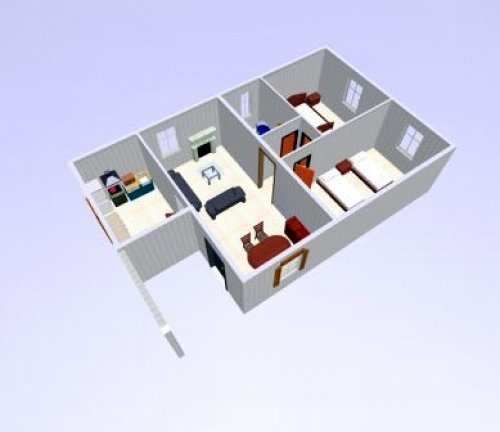 Construir casa de hormig n de 90 m2 benalmadena costa for Construir casa precio m2