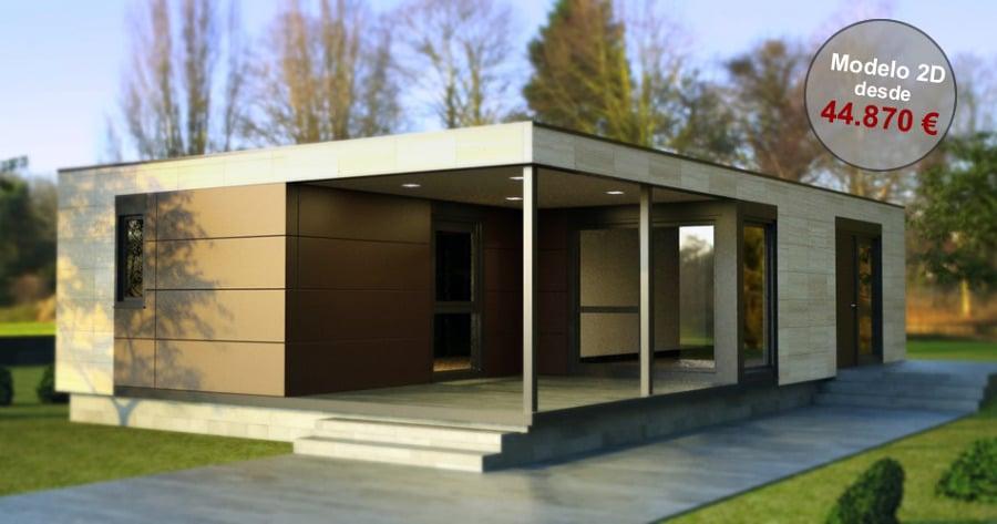 Casa modular vigo a gandara pontevedra habitissimo - Casas prefabricadas barcelona ...