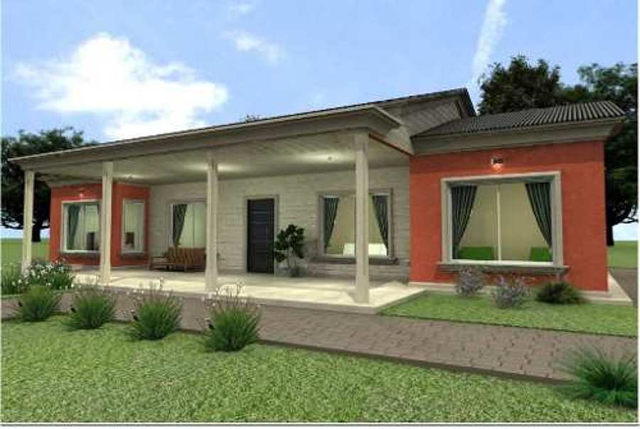 Casa prefabricadas peralada girona habitissimo for Casas prefabricadas minimalistas