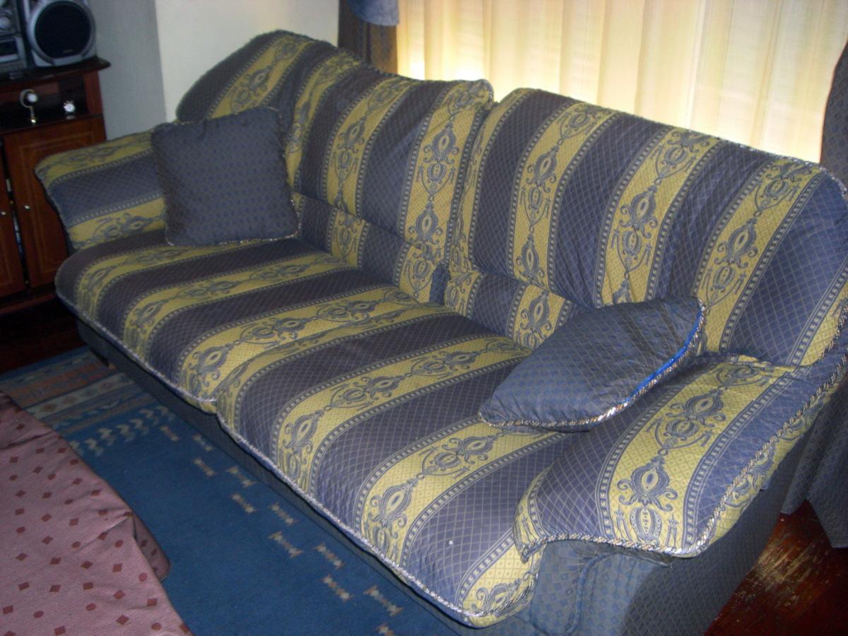 Tapizar o forrar sof s sabadell barcelona habitissimo - Presupuesto tapizar sofa ...