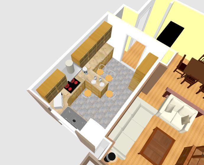 Cocina casa nueva construcci n tres cantos madrid habitissimo - Presupuesto cocina nueva ...