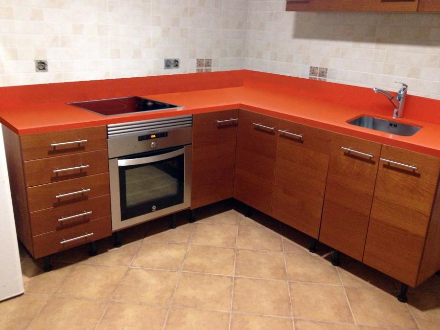 Encimeras cocina silestone precios images - Encimera madera cocina ...