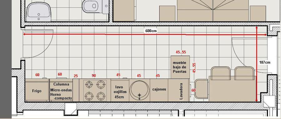 Muebles cocina logro o la rioja habitissimo - Presupuesto cocina nueva ...
