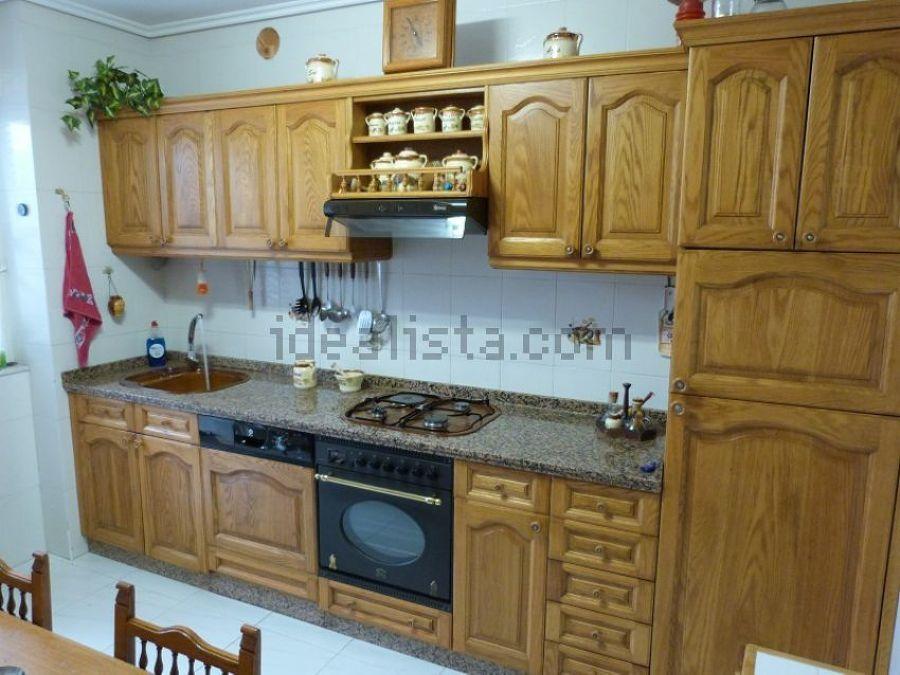 Lacado de puertas cocina y armario en blanco el ferrol - Lacar puertas en blanco presupuesto ...