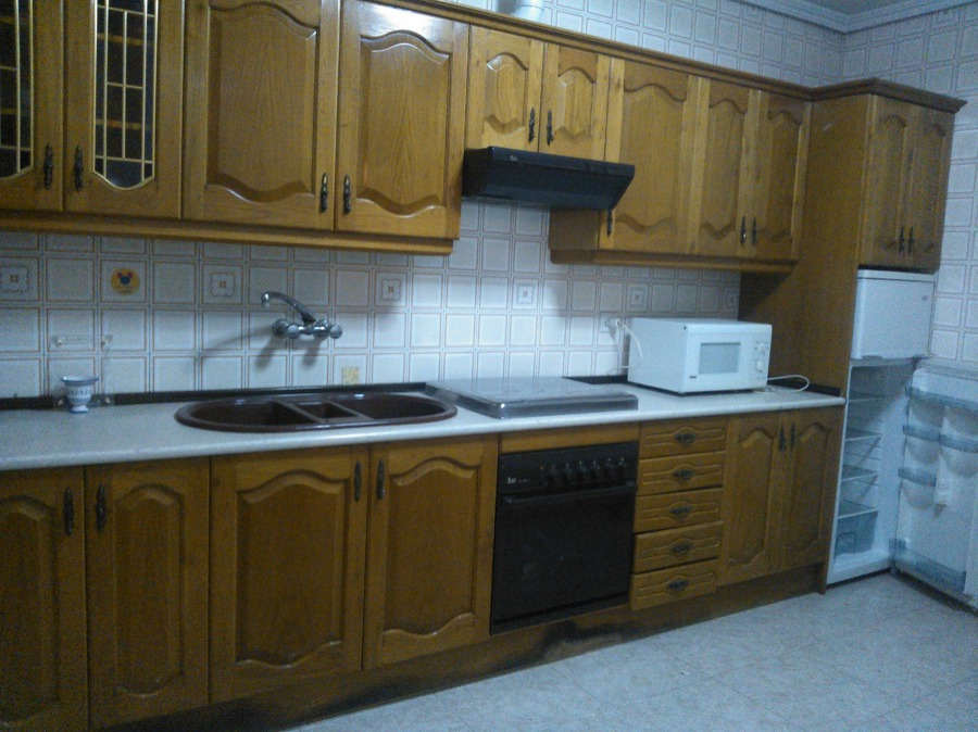 Pintar muebles de cocina rusticos - Muebles naturales para pintar ...