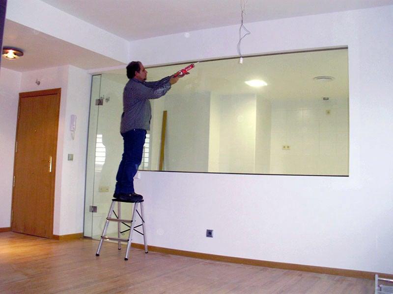 Amueblar piso sesma navarra habitissimo for Separacion cocina salon