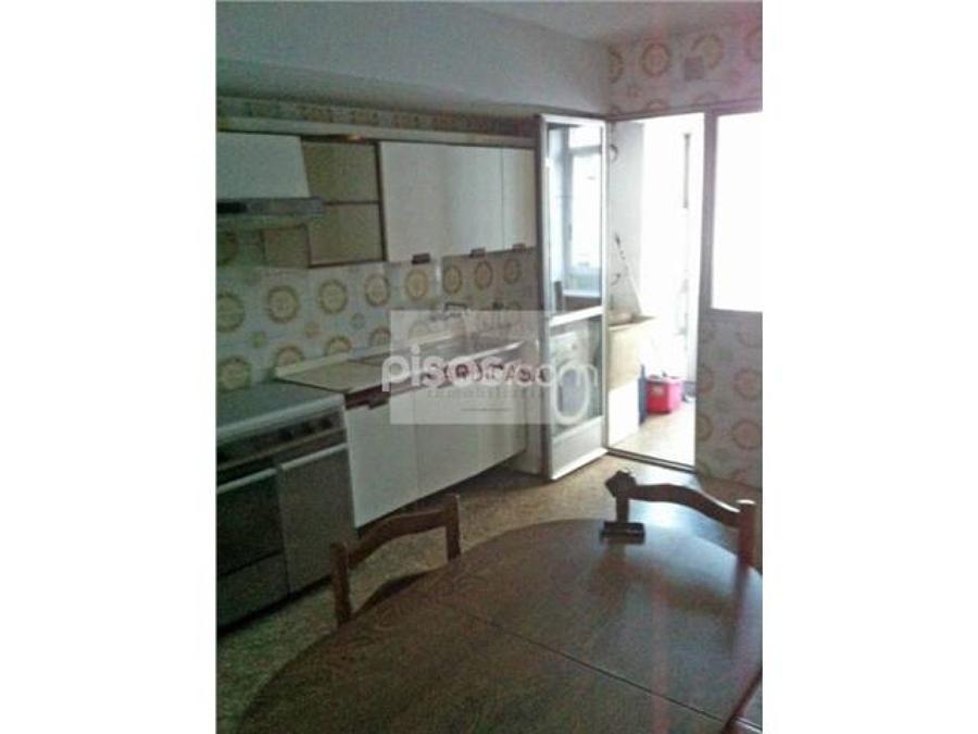 Unir cocina comedor y sal n reforma integral del piso - Reformas de cocinas y banos en vigo ...