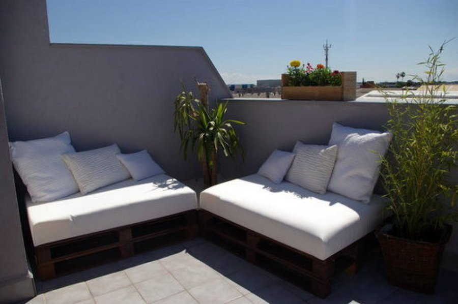 Tapizar cojines para sofa exterior en forma de l viladecans barcelona habitissimo - Cojines exterior ...