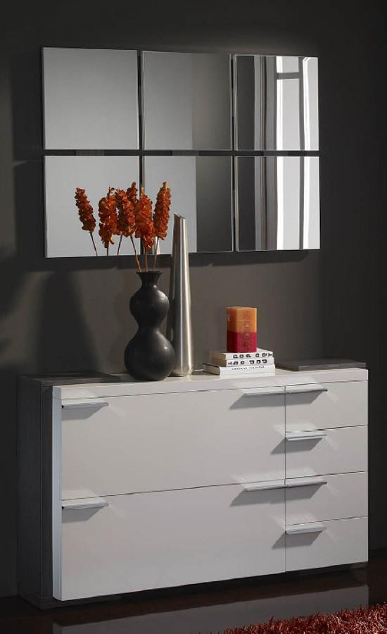 Decorar cuartos con manualidades recibidor zapatero a tus for Recibidor zapatero moderno