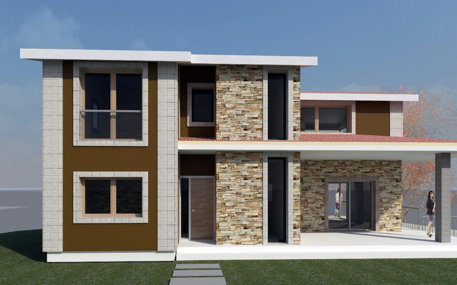 Casa en constructor presupuesto para construir una casa - Construir chalet precio ...
