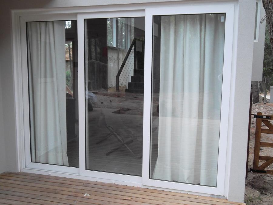 Instalar ventana corredera de 3 hojas molina de segura Puertas corredizas seguras
