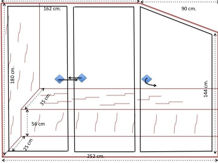Armario para exterior madera o aluminio madrid madrid habitissimo - Armario de madera para exterior ...