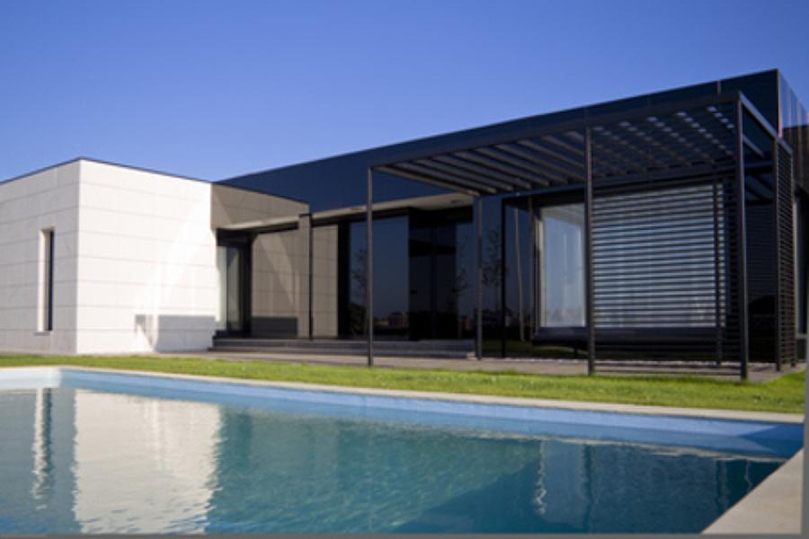 Construir casa prefabricada de hormig n madera y con - Casas prefabricadas hormigon valencia ...