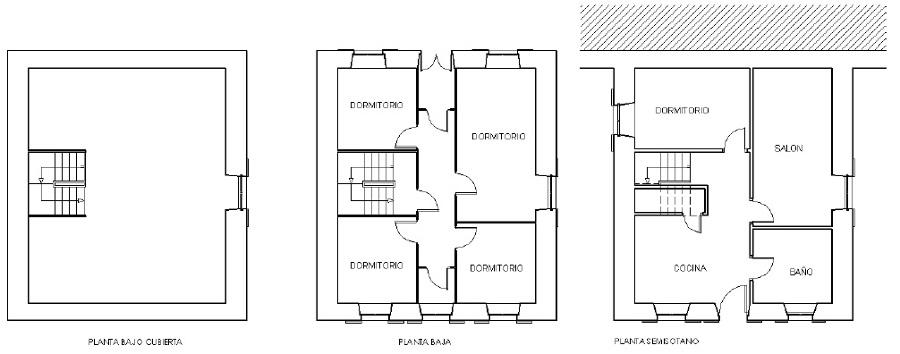 Reforma integral de vivienda antigua aislada 600 m2 for Precio reforma integral casa antigua